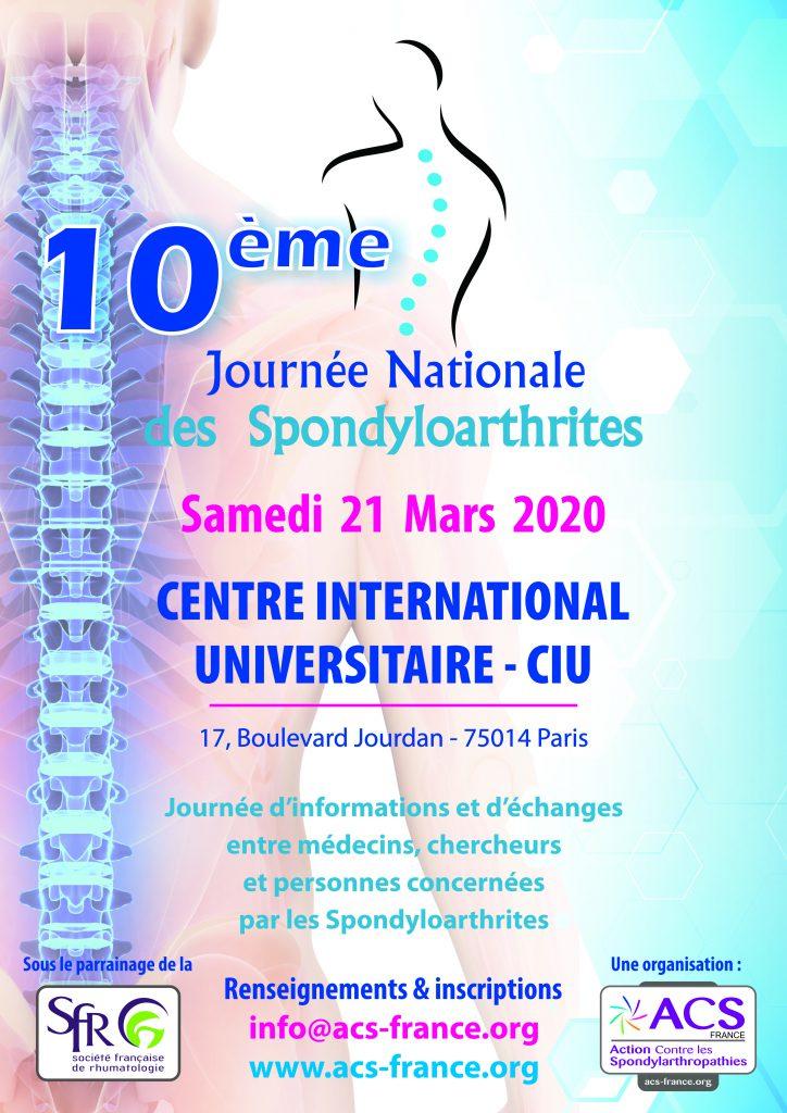 Les affiches de nos JNS sont élaborées, comme nos flyers, par Marine de l'imprimerie MUS à Nice.
